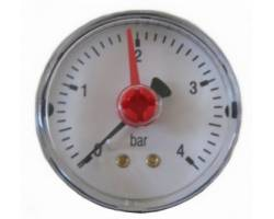 "Манометр Arthermo MA553/P 1/4"" (Ø50 мм, 0-16 бар) аксиальный, задний выход"