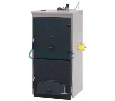 Твердотопливный котел Baxi BPI-Eco 1.650 (7 секций)