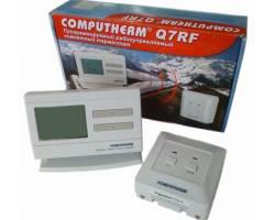 Терморегулятор беспроводной COMPUTHERM Q7 RF