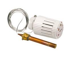 Термостатическая головка с выносным датчиком Giacomini R462LX021
