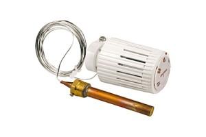 Термостатические головки (термоголовки) для радиаторов