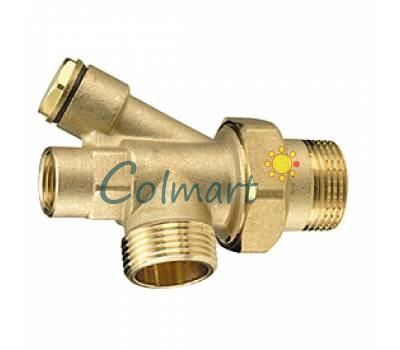 4-выводной соединитель Giacomini R557BY005