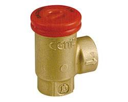 """Предохранительный клапан Giacomini R140RY101 1/2""""x1,5 бар с внутренней резьбой"""