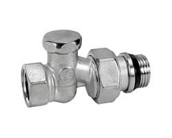 """Прямой отсечной клапан (кран радиаторный) Giacomini R17X033 1/2"""""""