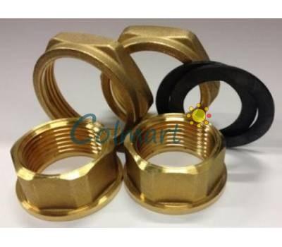 Фитинг для подключения циркуляционного насоса (гайки для циркуляционного насоса) Giacomini R37KY005