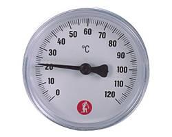"""Термометр Giacomini R540Y021 3/8"""" - 0÷120 °C - Ø40 mm"""