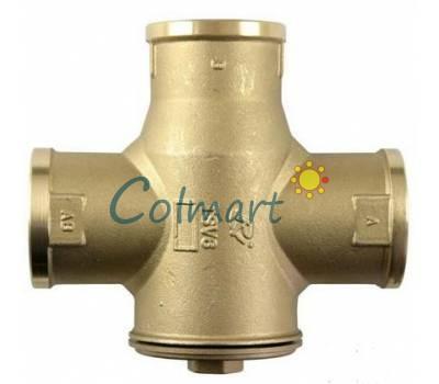 """Трехходовой клапан Regulus TSV3B 1"""" DN25 55°C"""