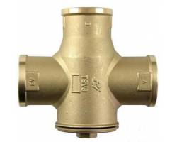 """Трехходовой клапан Regulus TSV8B 2"""" DN50 55°C"""