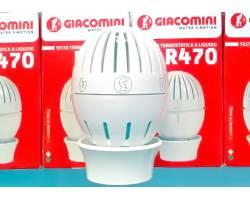 """Комплект подключения радиатора (угловой) Giacomini R470FX003 1/2"""""""