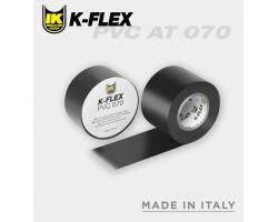 Лента самоклеящаяся K-FLEX PVC 025-025 AT 070 black