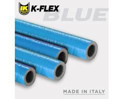 Трубная теплоизоляция K-FLEX 06x015-2 PЕ BLUE с полимерным покрытием