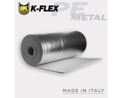 Теплоизоляция K-FLEX PЕ 03x1000-30 METAL в рулоне