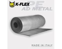 Теплоизоляция K-FLEX PЕ 03x1000-30 AD METAL в рулоне