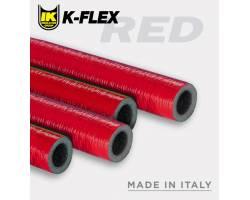 Трубная теплоизоляция K-FLEX 06x015-2 PЕ RED с полимерным покрытием