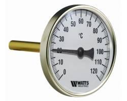 Термометр биметаллический (фронтальный) Watts