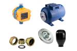 Запчасти и комплектующие для насосного оборудования