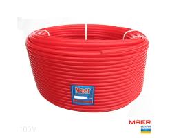 Труба для теплого пола MAER 16Х2.0 PE-RT с кислородным барьером 100 м