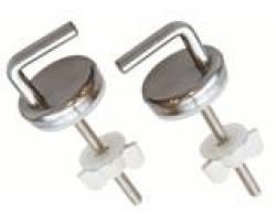 Крепление для туалетного сидения Nova King (металлический винт) NOVA plastik 7040