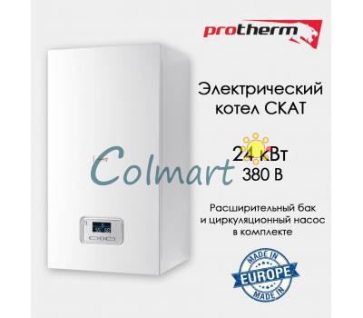Электрический котел Protherm Ray (Скат) 24 кВт