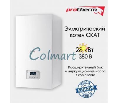 Электрический котел Protherm Ray (Скат) 28 кВт (0010023653)