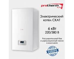 Электрический котел Protherm Ray (Скат) 6 кВт