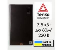 Электрический котел Tenko Стандарт Плюс Digital 7,5 кВт 220 В