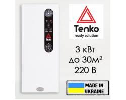Электрический котел Tenko стандарт 3 кВт 220 В