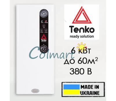 Электрический котел Tenko стандарт 6 кВт 380 В