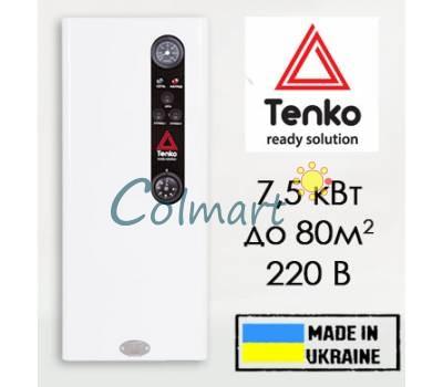 Электрический котел Tenko стандарт 7.5 кВт 220 В