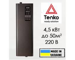 Электрический котел Tenko Digital 4,5 кВт 220 В