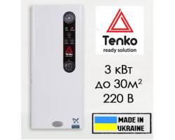 Электрический котел Tenko стандарт Grundfos 3 кВт 220 В