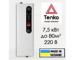 Электрический котел Tenko эконом 7,5 кВт 220В
