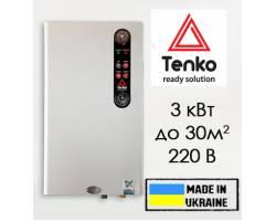 Электрический котел Tenko стандарт плюс Grundfos 3 кВт 220 В