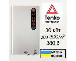 Электрический котел Tenko стандарт плюс Grundfos 30 кВт 380 В