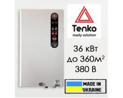 Электрический котел Tenko стандарт плюс Grundfos 36 кВт 380 В