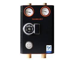 Насосная группа Termojet НГП-49/49Л с термокраном Herz Dn25 без насоса