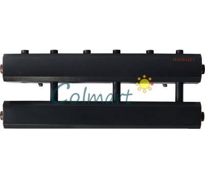 Коллектор Termojet СК-512.125 (выход вверх, 5+1)