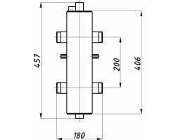 Гидрострелка Termojet СК-26