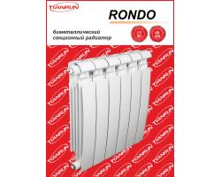 Биметаллический радиатор Tianrun RONDO 500
