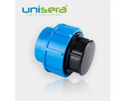 Заглушка полипропиленовая Unisera 110