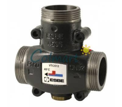 "Трехходовой клапан ESBE VTC512 (51022200) DN32 1*1/2"" 60°C НР"