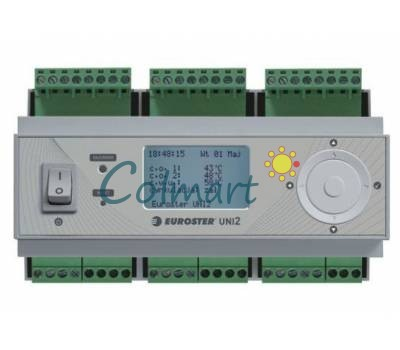 Euroster UNI 2, термоконтроллер погодозависимый
