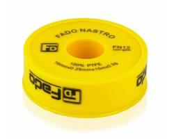 Фум-лента FADO FN12 19мм*0,25мм*15м*0,3г для газа