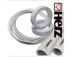 Металлопластиковая труба HERZ PE-RT/AL/PE-HD, FH 16х2.0мм. 3D16020 (200м.)