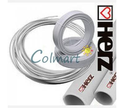 Металлопластиковая труба HERZ PE-RT/AL/PE-HD, FH 16х2.0мм. (200м.)