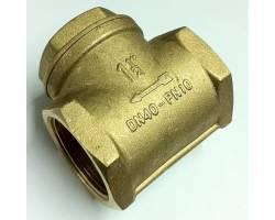 Лепестковый обратный клапан отопления