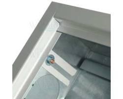 Шкаф коллекторный встроенный 340х675х120мм
