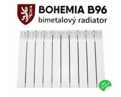 Биметаллический радиатор BOHEMIA B96