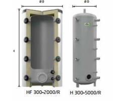 Аккумулирующий бак Reflex HF 1000/R C Storatherm Heat (серый)