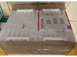Стальной панельный радиатор RUVI K 11 500*1800